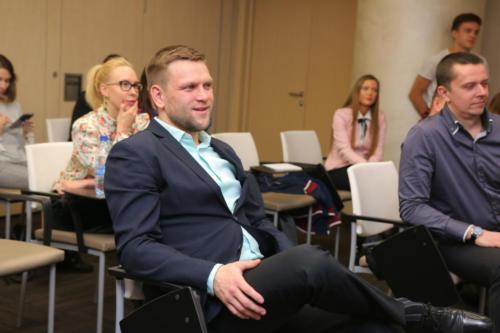 Мастер-класс Ильи Анищенко для клуба «Бизнес среда»