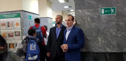 Обучение профайлеров в аэропорту Челябинска