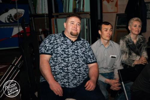 Мастер класс Ильи Анищенко на City lifehack