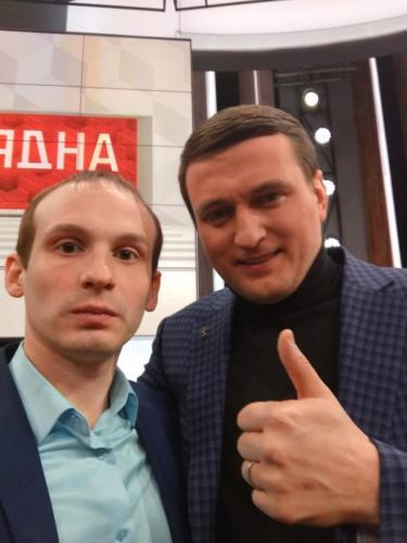 Прямой эфир с Андреем Малаховым