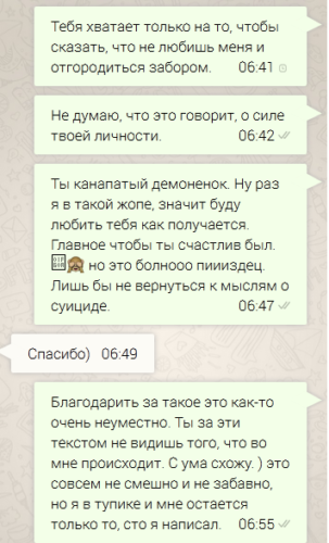 Виктор Коэн с женой в Whatsapp 005
